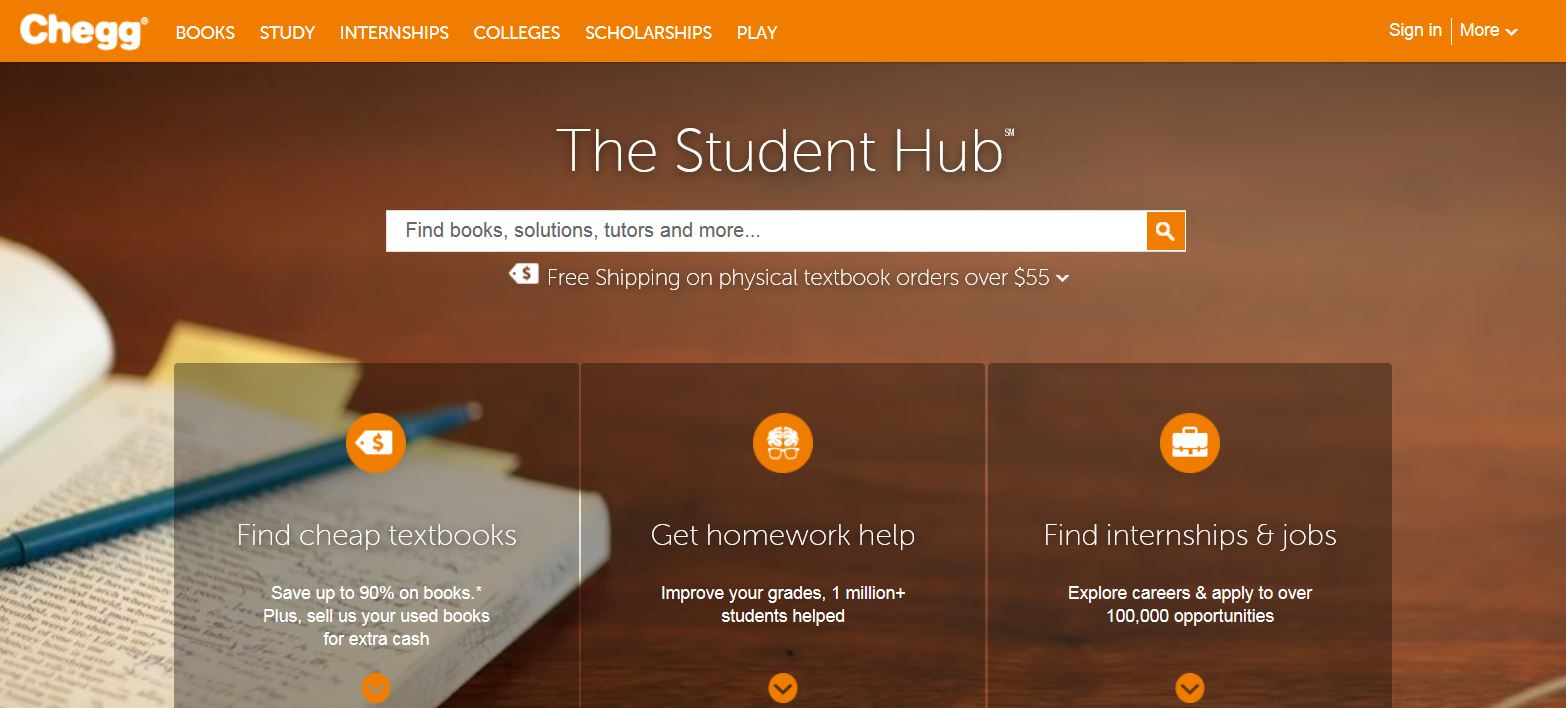 Buy chegg homework help